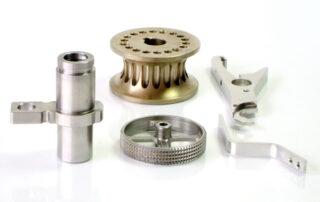 Mecanizado de piezas en acero inoxidable